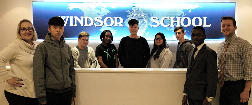 WELCOME TO THE WINDSOR SCHOOLThe Windsor School is an independent, coeducational, middle and high school...Read More